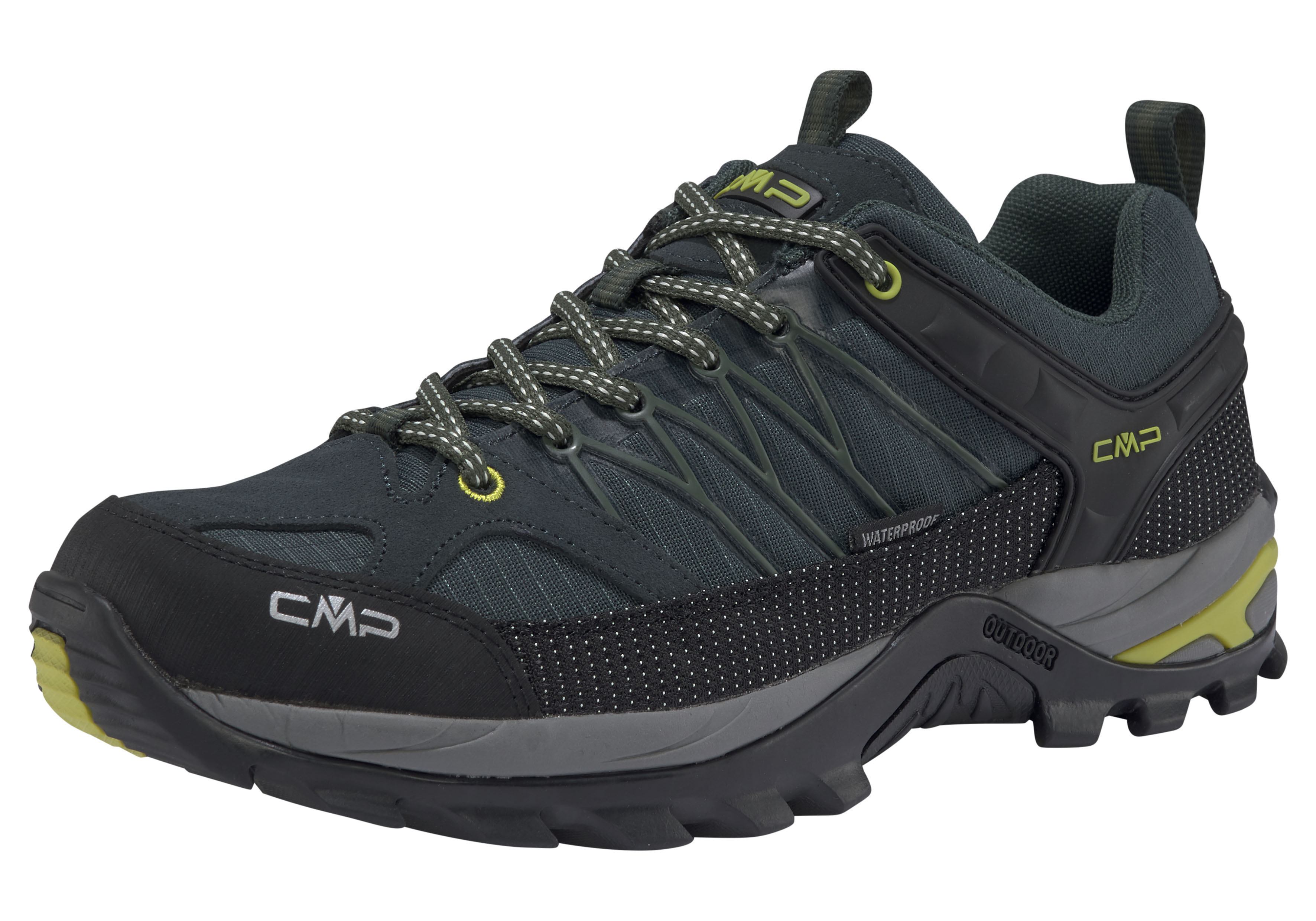 CMP Wanderschuh Rigel Low Waterproof
