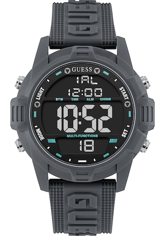 Guess Digitaluhr »CHARGE, W1299G5« kaufen