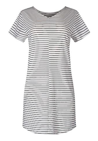 Skiny Nachthemd mit kurzem Arm kaufen