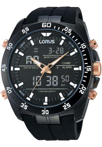 LORUS Chronograph »Lorus Sport Chronograpph analog digital, RW615AX9« kaufen
