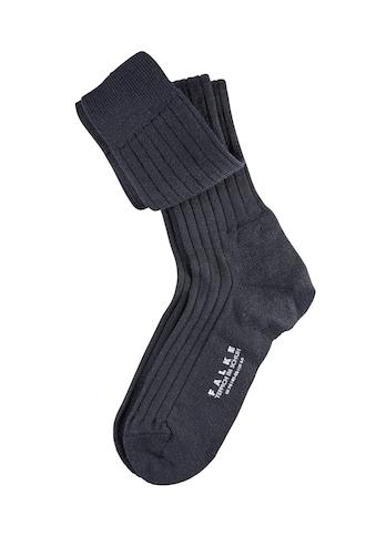 FALKE Kniestrümpfe »Teppich im Schuh«, (1 Paar), mit Sohlenpolsterung kaufen