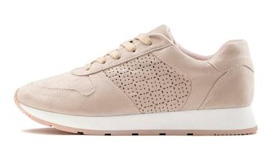 LASCANA Sneaker, mit filigranen Cut-Outs kaufen
