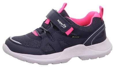 Superfit Sneaker »RUSH mit WMS Schuhweiten Mess System«, mit Gummizug und Klettverschluss kaufen