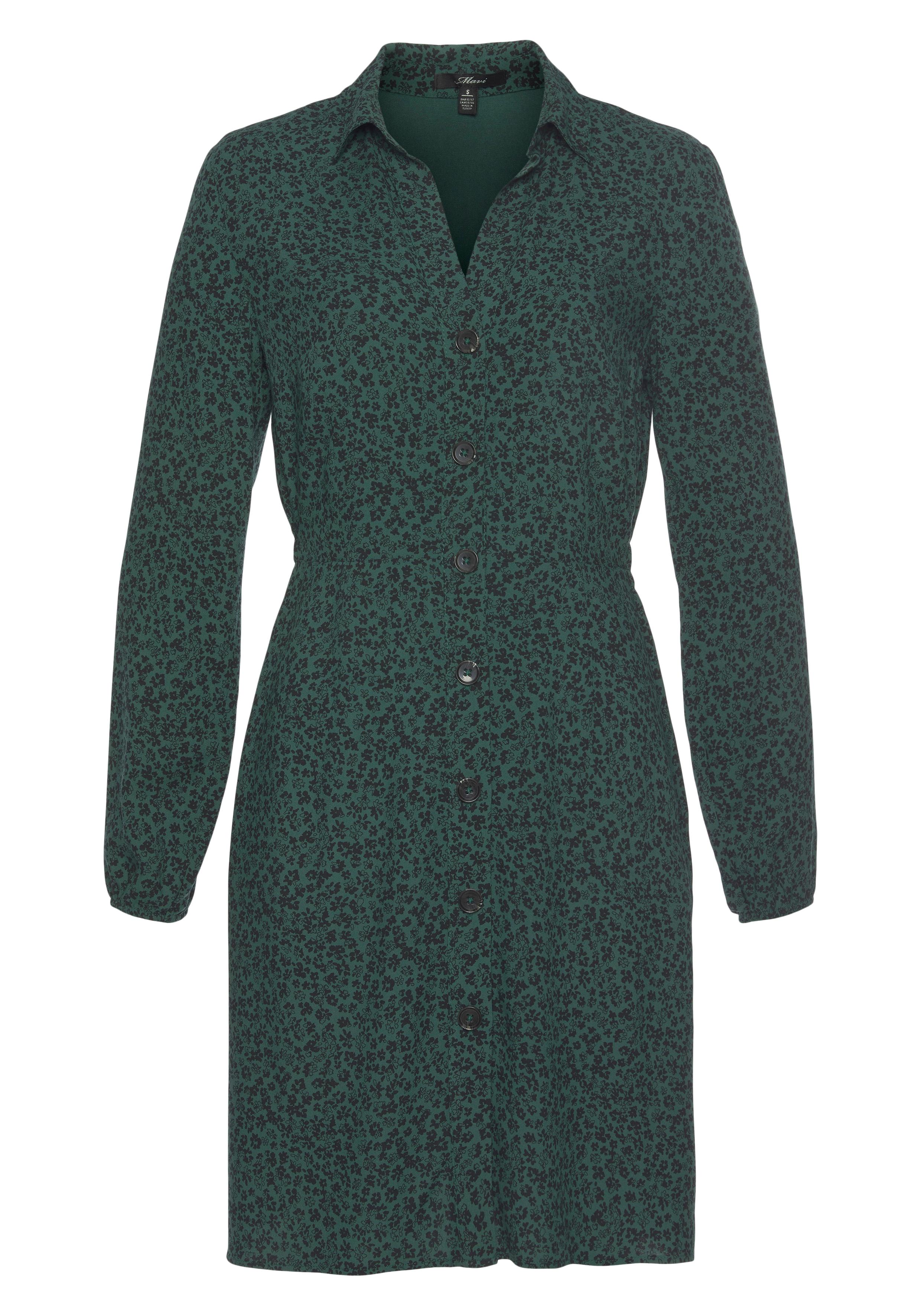 mavi -  Hemdblusenkleid LONG SLEEVE DRESS
