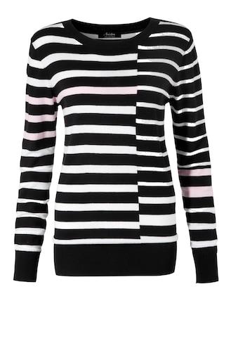 Aniston SELECTED Streifenpullover kaufen
