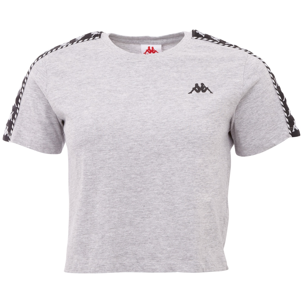 kappa -  T-Shirt INULA, in modisch kurzer Form