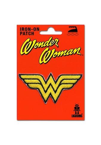 LOGOSHIRT Aufnäher mit Wonder Woman-Logo kaufen