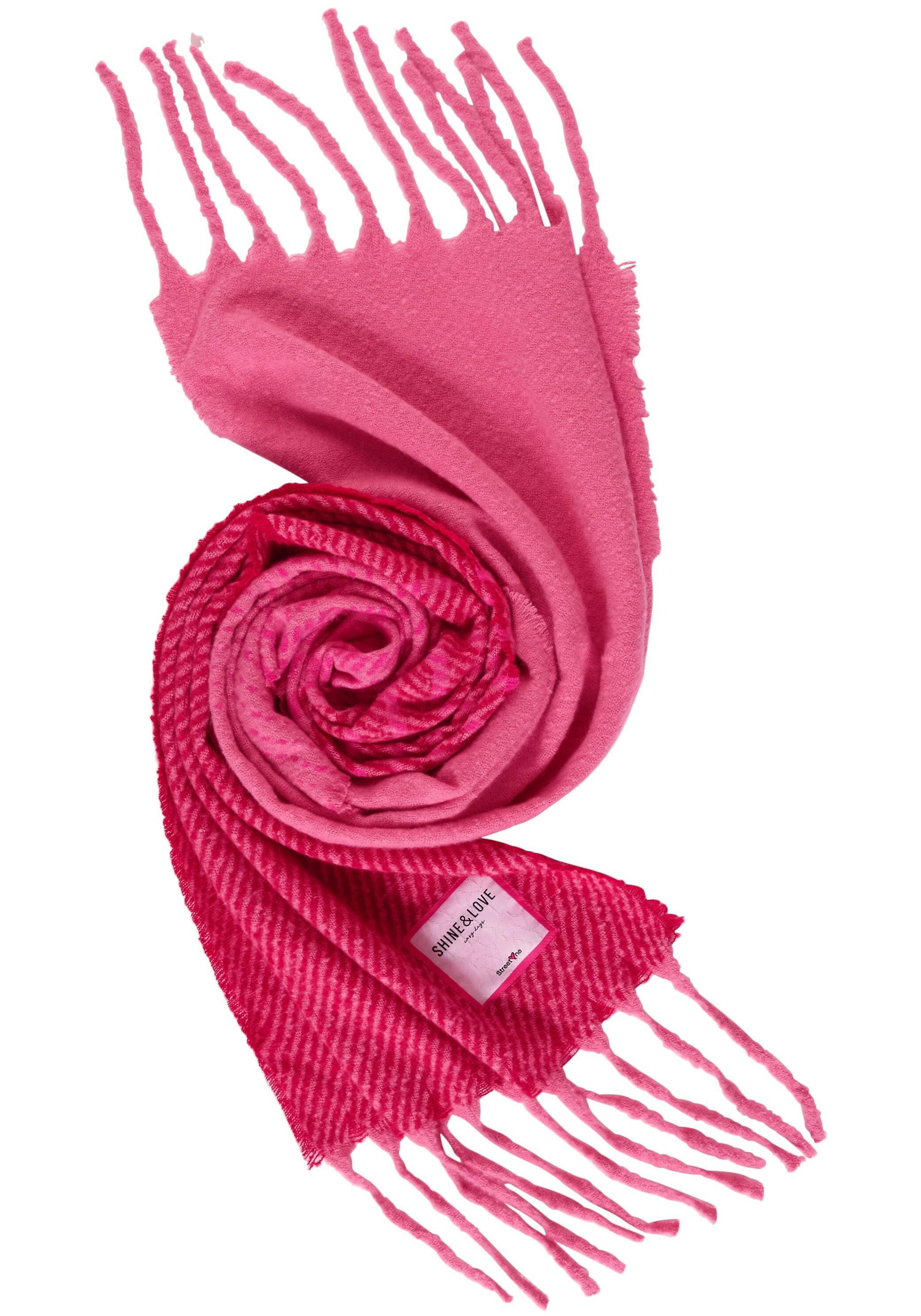 street one -  Modeschal, Langer Schal mit Farbverlauf