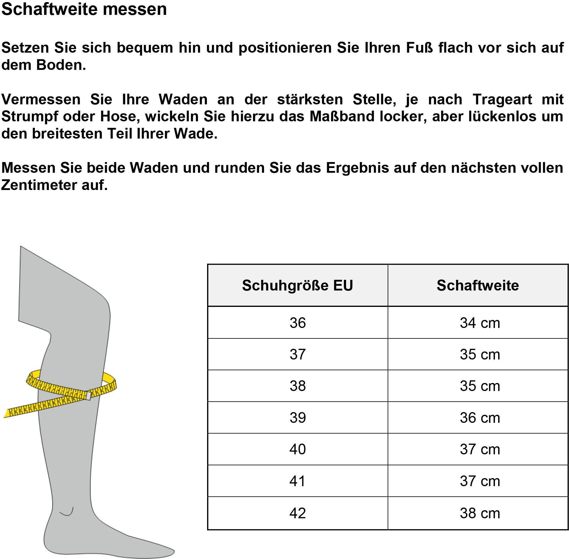 Tamaris Stiefel Indah Schwarz Damen Stiefel | real
