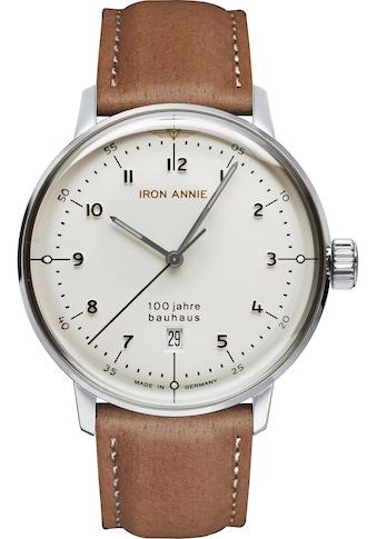 IRON ANNIE Quarzuhr »Bauhaus, 5046-1« kaufen