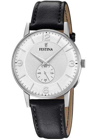 Festina Quarzuhr »Retro, F20566/2« kaufen