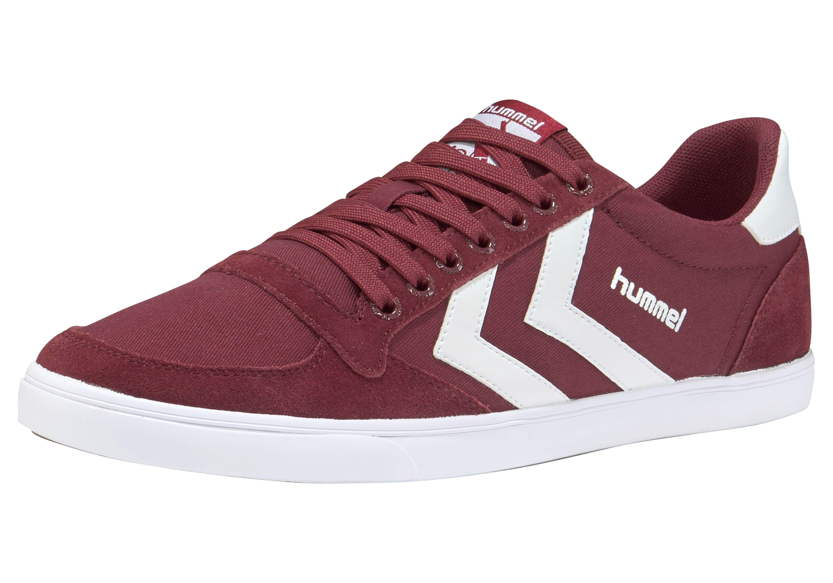 hummel Sneaker Slimmer Stadil Canvas Low