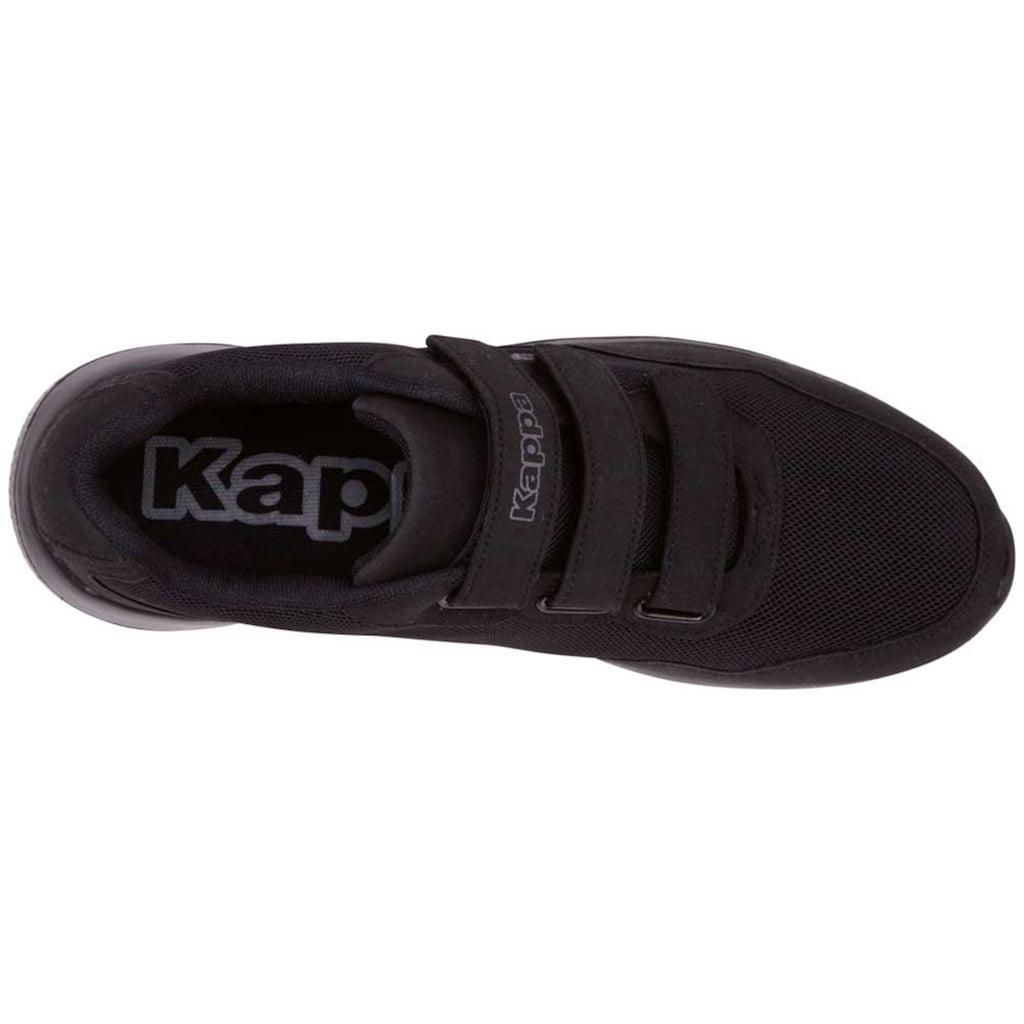 Kappa Klettschuh »FOLLOW VL«, <p>mit drei praktischen Klettverschl&uuml;ssen</p>