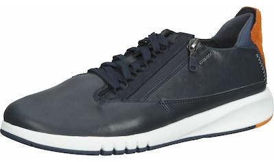 Geox Sneaker »Velourleder/Textil« kaufen