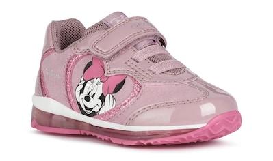 Geox Kids Sneaker »Disney Blinkschuh TODO GIRL« kaufen