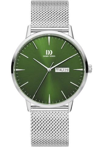 Danish Design Quarzuhr »Akilia Day/Date, IQ77Q1267« kaufen