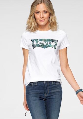 Levi's® T-Shirt »The Perfect Teee«, mit Logoprint kaufen