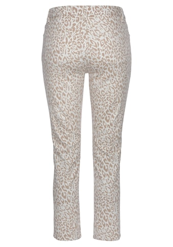 LASCANA 7/8-Jeggings, mit Leopardenprint kaufen