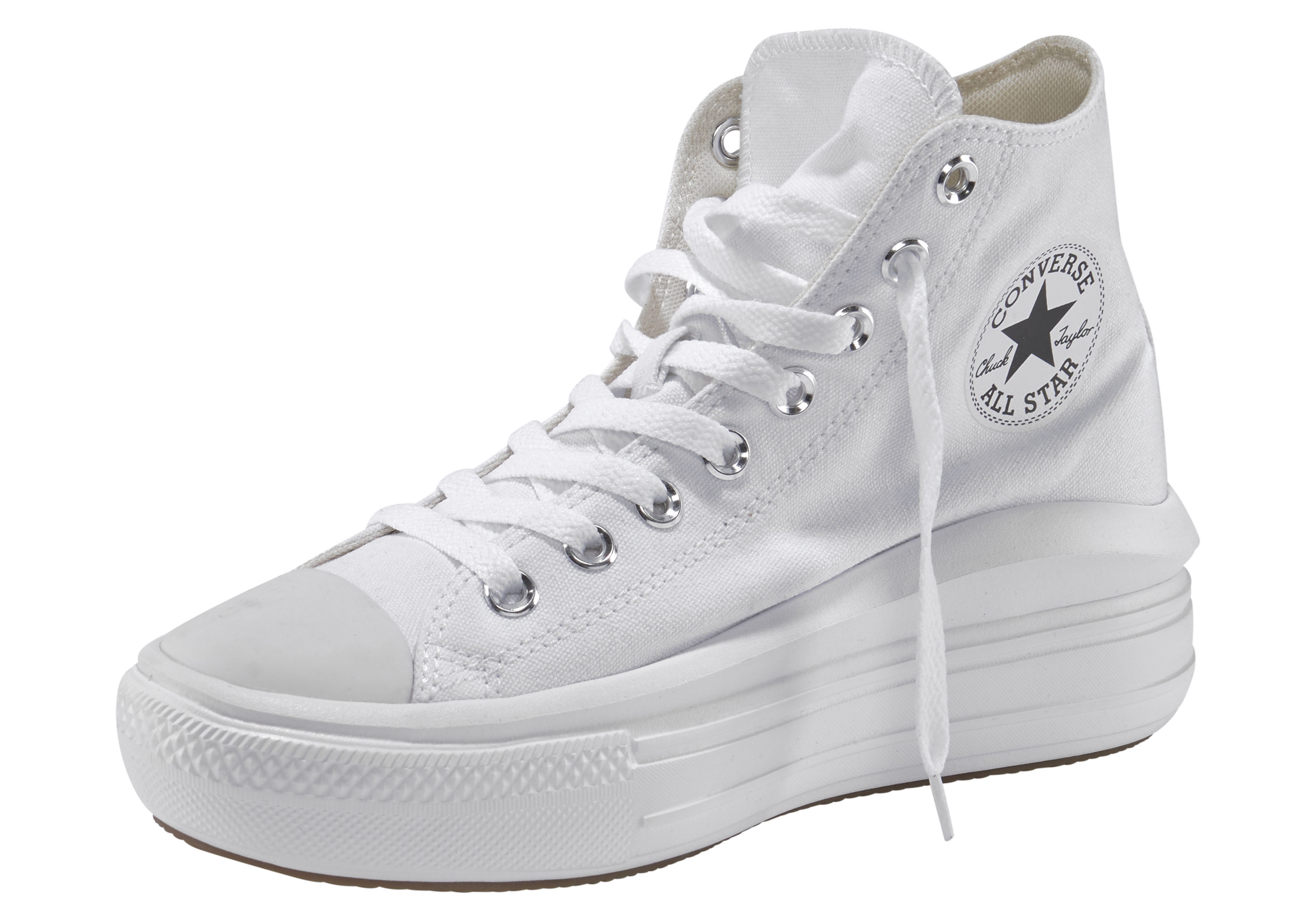 Converse Plateausneaker Chuck Taylor All Star Move Hi