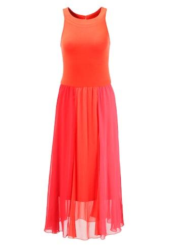 Aniston SELECTED Sommerkleid, in modischen Knallfarben - NEUE KOLLEKTION kaufen