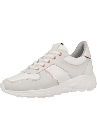 Steven New York Sneaker »Nubukleder« kaufen
