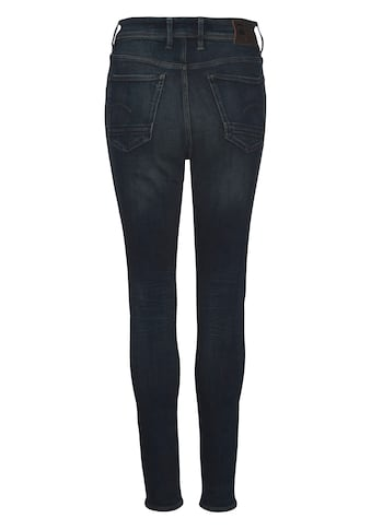 G-Star RAW Skinny-fit-Jeans »Kafey Ultra High Skinny«, 5-Pocket-Design mit Ultrahohen... kaufen