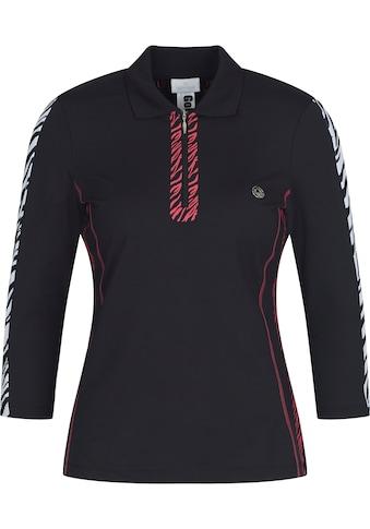Sportalm Kitzbühel Poloshirt, mit Animalprint kaufen