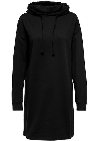 Only Sweatkleid »ONLDREAMER LIFE SWEAT HOOD DRESS« kaufen