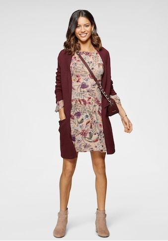 Laura Scott Jerseykleid, mit Volant am Ärmel kaufen