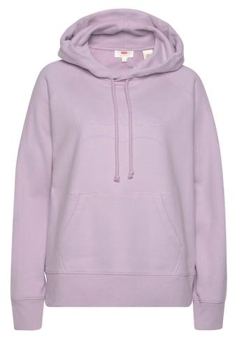 Levi's® Kapuzensweatshirt »Graphic Sport Hoodie«, in lässig schlichter Form kaufen