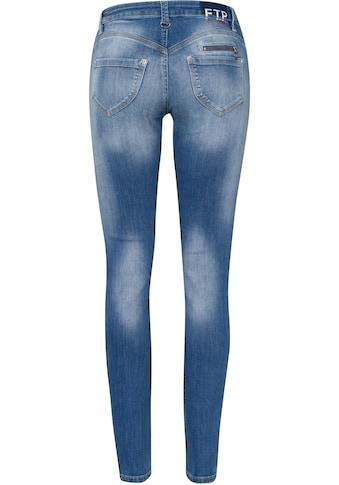 Freeman T. Porter 5-Pocket-Jeans »Alexa Waist«, mit coolen Reißverschluss-Details und... kaufen