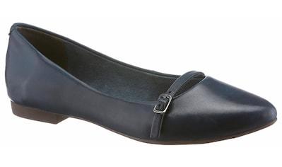 Tamaris Riemchenballerina kaufen