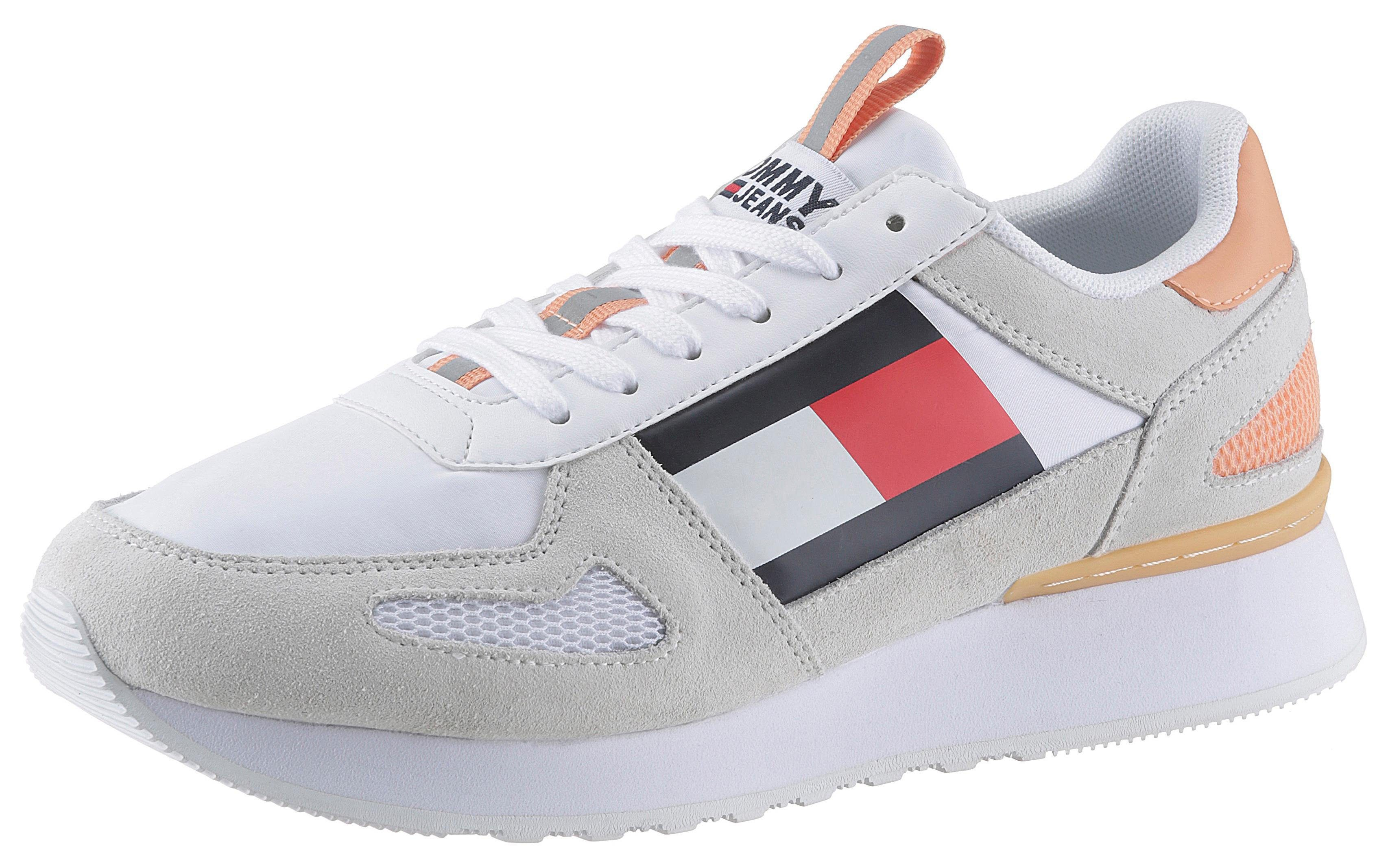 Tommy Jeans Wedgesneaker Wmns Lifestyle Runner