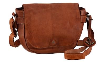 HARBOUR 2nd Umhängetasche »Theresa«, aus Leder typischen Marken-Anker-Label und... kaufen