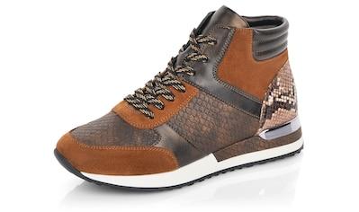 Remonte Sneaker, mit Snake-Prägung kaufen
