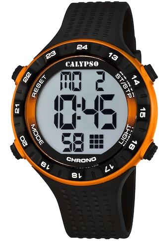 CALYPSO WATCHES Chronograph »Digital For Man, K5663/3« kaufen