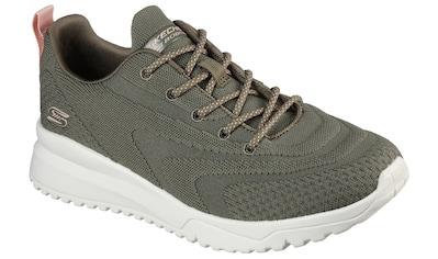 Skechers Sneaker »BOBS SQUAD 3«, mit dezenten Kontrast-Details kaufen
