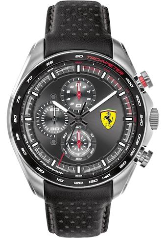 Scuderia Ferrari Chronograph »SPEEDRACER, 830648« kaufen