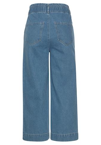 TOM TAILOR Denim 7/8-Jeans, im Culotte-Fit kaufen