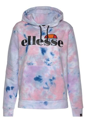 Ellesse Kapuzensweatshirt »Torices Tie Dye OH Hoody« kaufen
