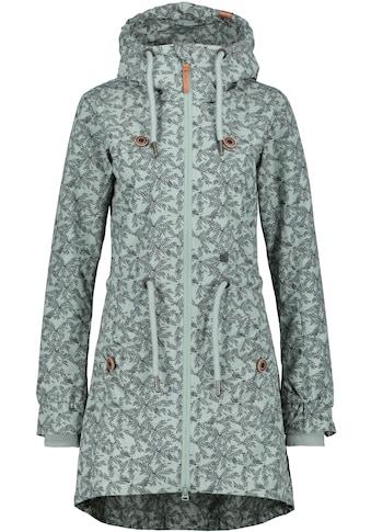 Alife & Kickin Outdoorjacke »CharlotteAK A«, modische Jacke mit Kapuze& dekorativen Knopf-Details kaufen