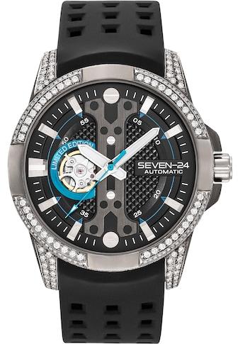 SEVEN-24 Automatikuhr »Seven-24 Sailor DIAMOND Edition, SV3102JS-02P-D« kaufen