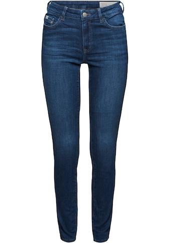 edc by Esprit Skinny-fit-Jeans, in klassischen, cleanem Look kaufen