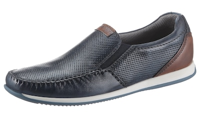 bugatti Slipper »Tomeo Eco«, im Used-Look kaufen