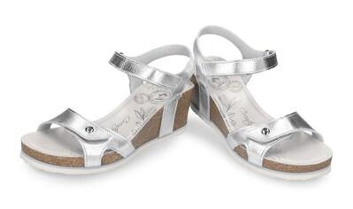 Panama Jack Sandalette »Julia Shine«, mit Keilabsatz kaufen