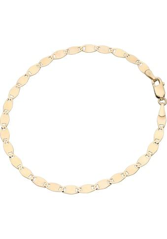 Luigi Merano Armband »glanz, Gold 333« kaufen