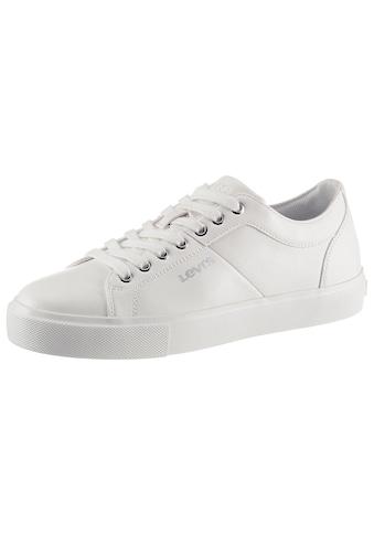 Levi's® Sneaker »Woodward S«, mit LEVI`S Schriftzug kaufen