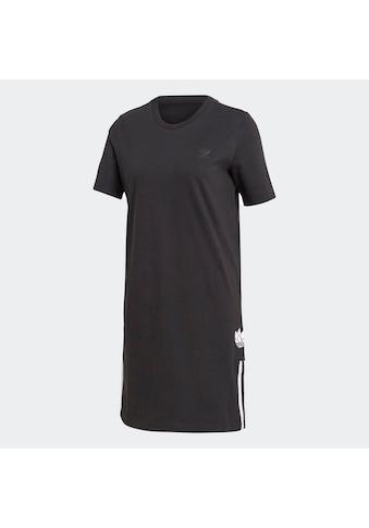 adidas Originals Sweatkleid »ADICOLOR 3D TREFOIL T - SHIRT - KLEID« kaufen
