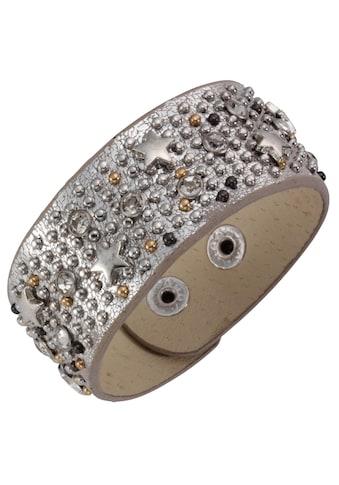 J.Jayz Armband »Stern, Metallic - Look« kaufen