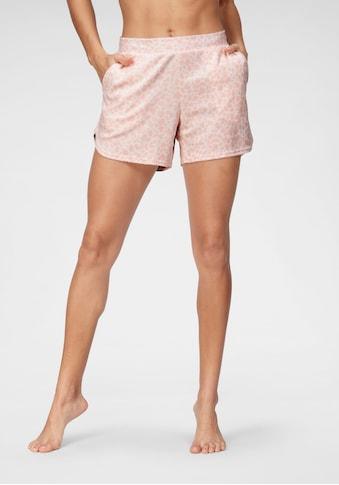 Schiesser Pyjamashorts, in Frotteequalität kaufen